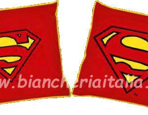 cuscino arredo SUPERMAN ROSSO CM.42X42-0
