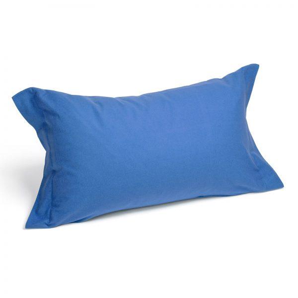 federa flanella caleffi blu