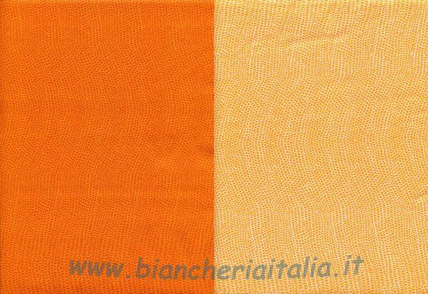 Copripiumino Chromo matrimoniale gabel arancio-27082