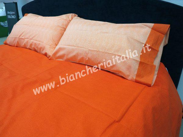 Copripiumino Chromo matrimoniale gabel arancio-27269
