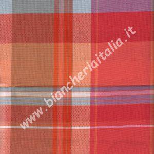 Tovaglia BOSSI var.1330 tinto in filo - 12 posti 150x270 -SENZA TOVAGLIOLI -0