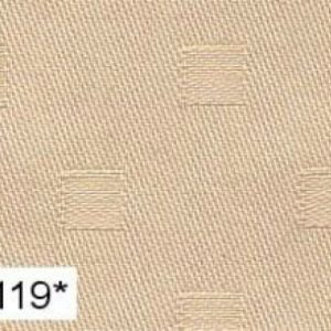 Tovaglia 6 posti 150x180 Cherie Bossi tinta BEIGE 119 con tovaglioli-0