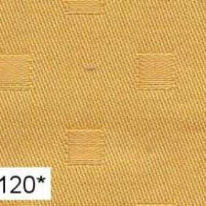 Tovaglia 8 posti 150x220 Cherie Bossi tinta VAR.120 ORO-0