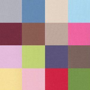 Completo lenzuolo Caleffi color TINTA UNITA cotone