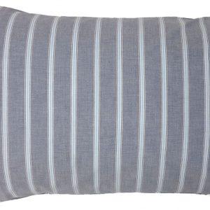 Federa Bossi 7230 cm.52x83 BLU - Tessuto 100% cotone TINTO IN FILO