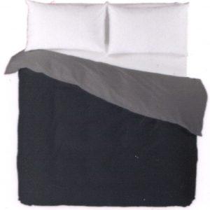 copripiumino caleffi color grigio