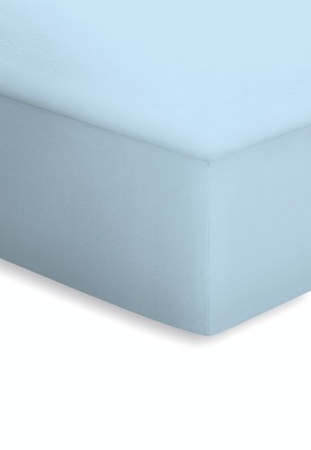 lenzuolo inferiore jersey 052 azzurro chiaro schlafgut