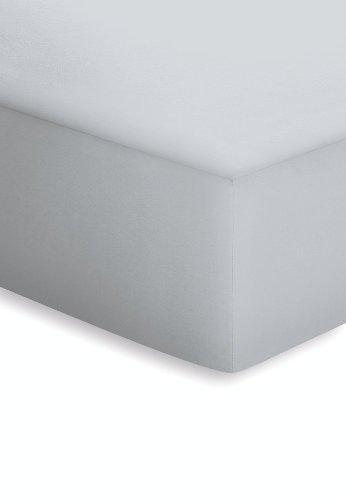 lenzuolo inferiore schlafgut 511 grigio chiaro schlafgut