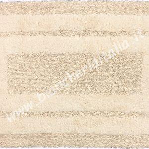 tappeto bagno Php SIRIO avorio