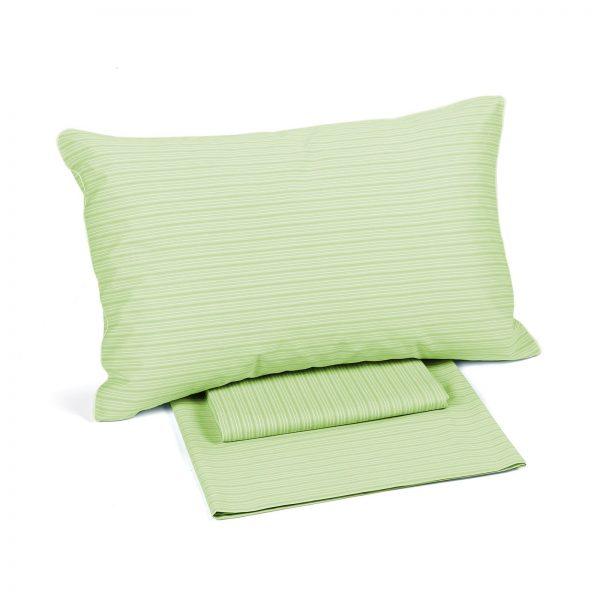 lenzuolo caleffi logan verde