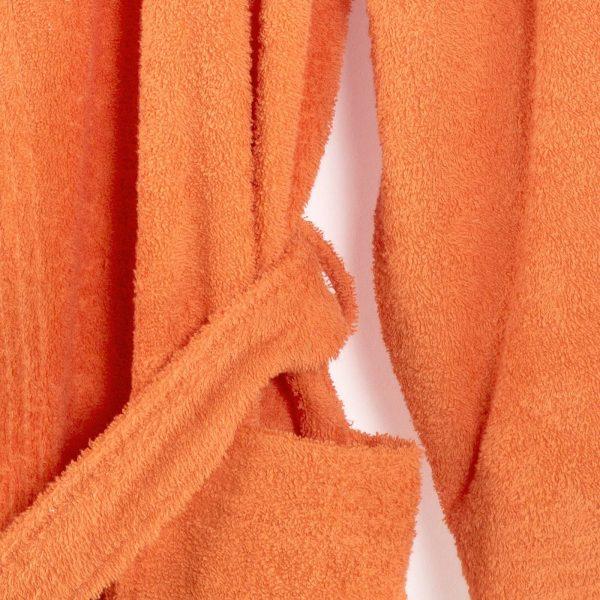 accappatoio minorca junior arancio