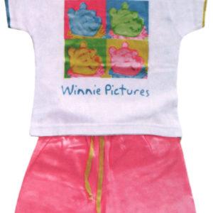 pigiama bambina pooh wo